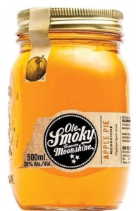 Ole Smoky Moonshine Apple Pie 0,5L