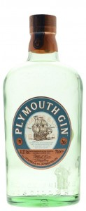 Gin Plymouth Original Strength Dry  0,7L
